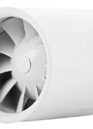 Вентилятор канального типа Venus FLOW 125 ультратихий