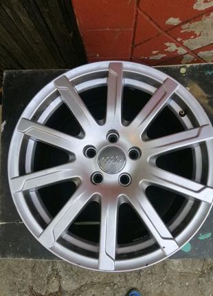 Диски литые r17 Audi