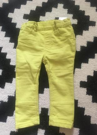 Hm джегинсы джеггинсы на девочку george zara tu 86 12-18 м джинсы