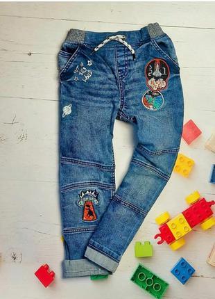Джинсы на мальчика, джинси