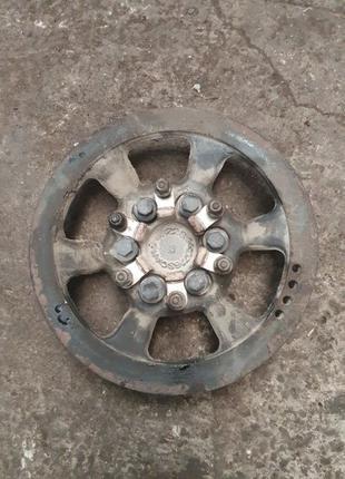 Шкив коленвала бу Scania HPI 1411716