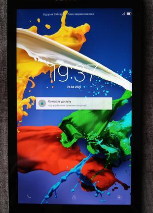 продам планшет Lenovo TAB 2 A7-30HC 8GB Aqua Blue