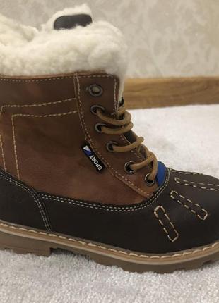 Новинка зимние ботинки для мальчика