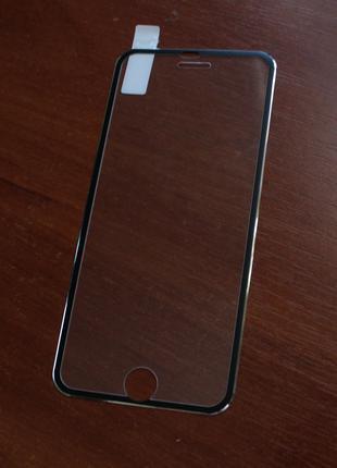Защитное iphone 6 6s со стальной рамкой