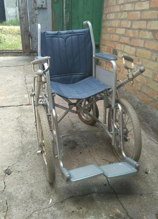 Инвалидная коляска. Модель 407