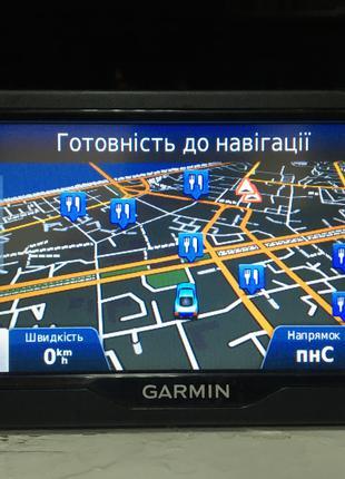 GPS навигатор Garmin Nuvi 57LMT