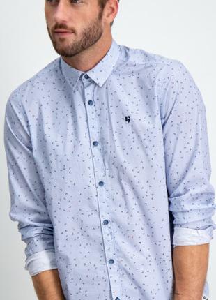 Рубашка Garcia Jeans A91026/50 M Белая 8718212587852