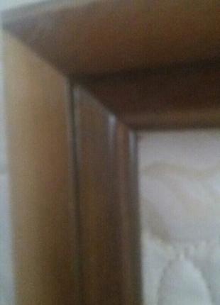 Рамка деревяная для картины.