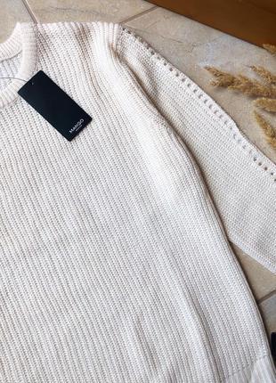 Теплий светр свитер mango новий