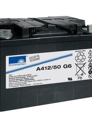 Акумуляторна батарея Sonnenschein A412/50Ah G6