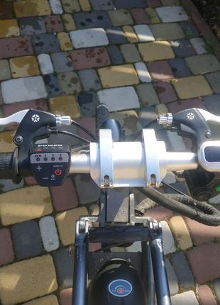 Электроскутер Like.Bike Mantis