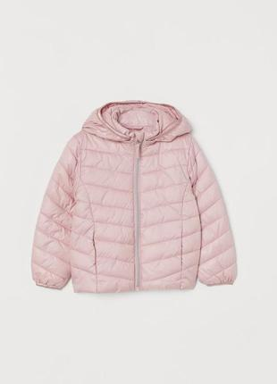 Демисезонная курточка для девочки h&m