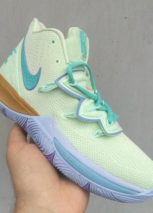 Nike kyrie 5 spongbob