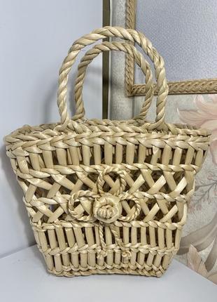 Плетение осение сумки