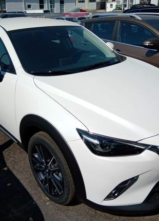 Автомобиль Mazda CX-3 1.5TD Diesel Мазда СХ-3 хэтчбек диски р18