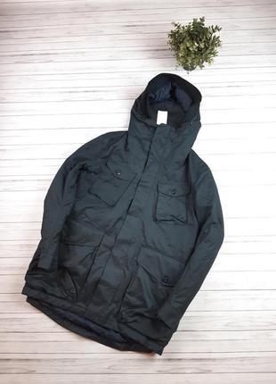 Парка куртка мужская h&m