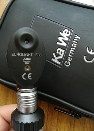 Офтальмоскоп Eurolight E36