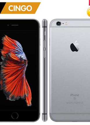 IPhone 6S 128gb Neverlock ios14 + повербанк)