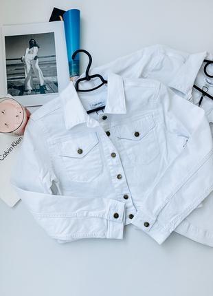 Куртка джинсовая женская Calvin Klein Келвин Кляйн  Оригинал