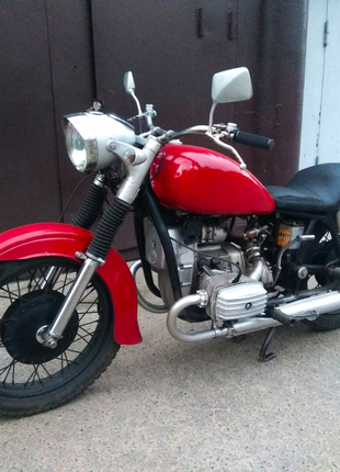 Продаю мотоцикл Днепр МТ 10-36
