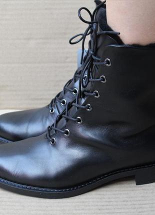 Ботинки высокие ecco sartorelle 25 266643 оригінал