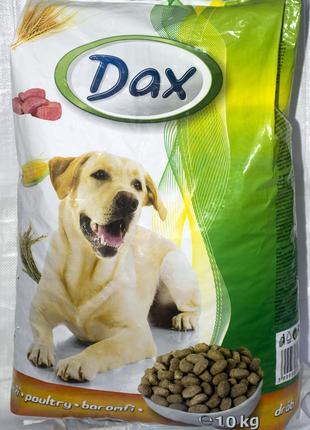 Венгерский корм для собак Дакс Птица 10кг