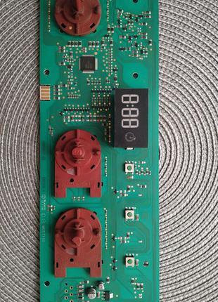 Модуль управления для стиральной машины Indesit 16200218301