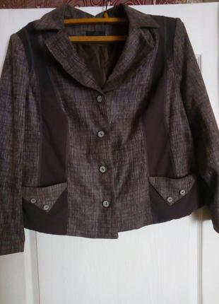 Женский пиджак супер ботал