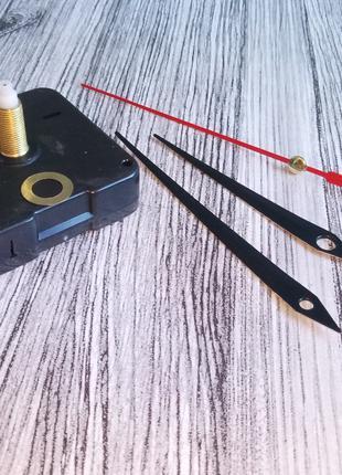 Часовой Механизм для Настенных Часов Длина Штока 22 мм Резьбой 15