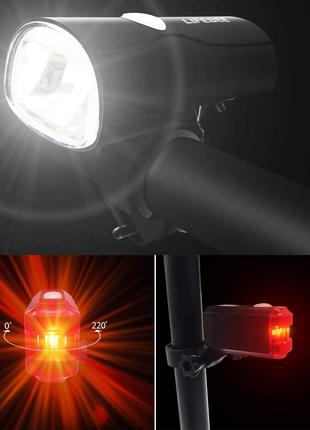 Набір світлодіодних велосипедних ліхтарів LIFEBEE