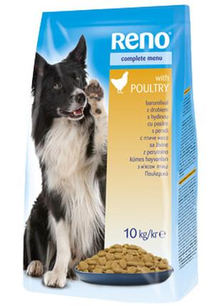 Венгерский корм для собак Рено Птица 10кг