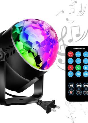 Светильники для вечеринок, светодиодный стробоскоп, танцевальный
