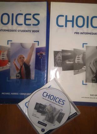 Choice pre-intermediate