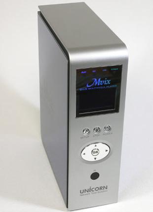 Мультимедийный плеер Mvix MV-5000U: внешний жёсткий диск 300GB