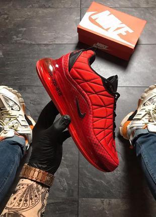 Крутые мужские кроссовки  nike air max 720-98 red