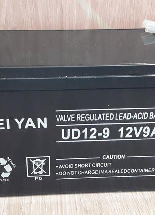 аккумулятор WEI YAN 12V 9Ah/20HR
