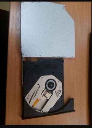 Универсальный multy DVD REwriter для ноутбука считыватель CD/DVD