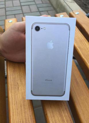 iPhone 7 32GB Silver Neverlock