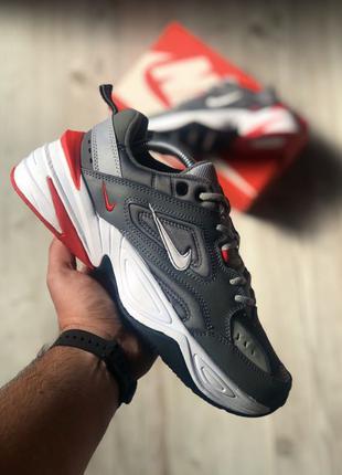 Nike Tekno Gray Red