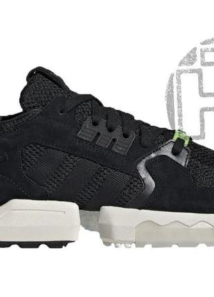 Мужские кроссовки adidas zx torsion core black white ee4805