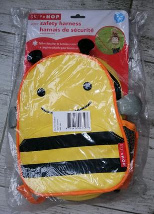 Carters carter's skip hop детский рюкзак рюкзачек Пчелка 1-4 года