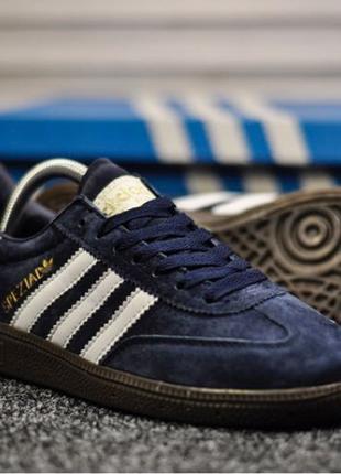 Adidas Spezial Navy White