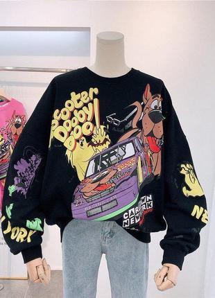 Must have💣💣💣 любимые оверсайз свитшоты, кофты, свитера 🔥