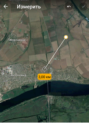 Земельный участок ОСГ (1,9486 га)