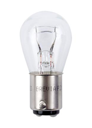 Лампа накаливания Brevia 12304C (P21/4W 12V)
