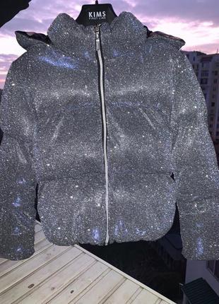 Куртка кристалл