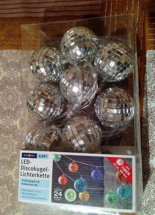 Набор светящихся шаров Ideen Welt P8-RM-MOBLC