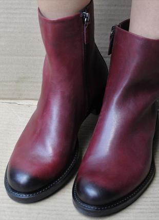 Ботинки высокие ecco sartorelle 25 266633 оригінал