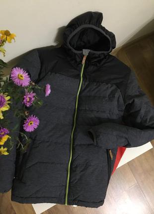 Куртка пуховик mckinley 152см