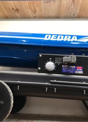 Тепловая дизельная пушка Dedra с термостатом